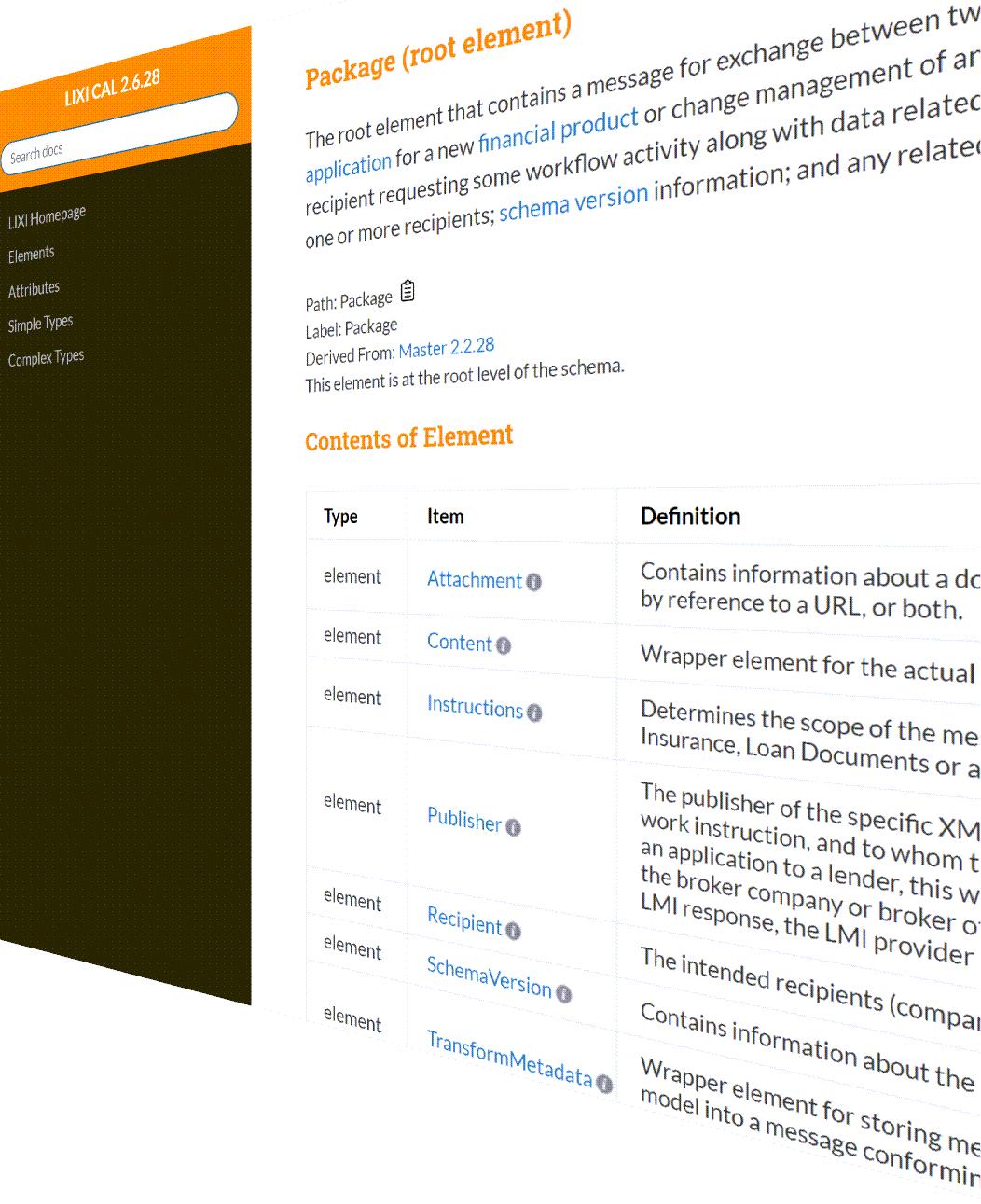 LIXI2 Editor & Viewer
